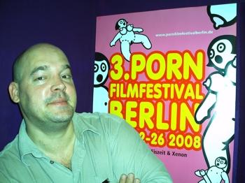 Stefan - Kinobetreuer im Moviemento Kino