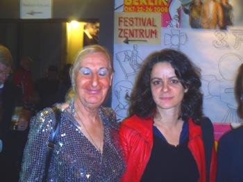 Claudette und Sylvie Cachin